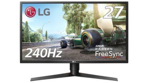 Ultra Gear 27GN750-B 240Hz