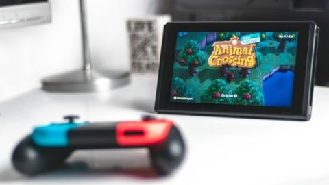 Nintendo switch向けモニターとテレビ画面の違い
