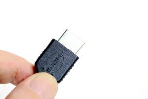 HDMIか光デジタル接続を選ぶ