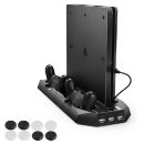 PECHAM PS4スリム専用 縦置きスタンド