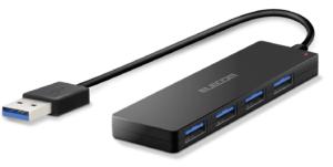 エレコム USB3.0 4ポート