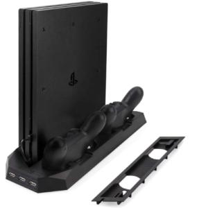 PS4 両用スタンド【PS4・PS4 Pro】