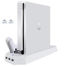 PS4 Slimスタンド ホワイト