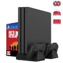 PS4 多機能縦置きスタンド 【PS4・PS4 Pro】