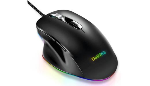 DeliToo ゲーミングマウス