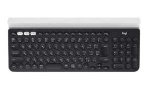 ロジクール ワイヤレスキーボード K780