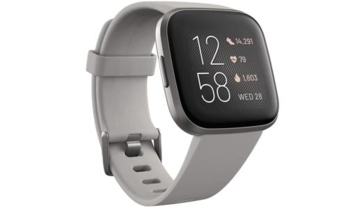 Fitbit Versa 2 Alexa搭載スマートウォッチ