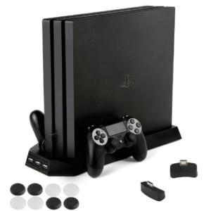 PECHAM PS4 Pro専用 縦置きスタンド