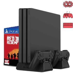 PS4多機能縦置きスタンド RegeMoudal