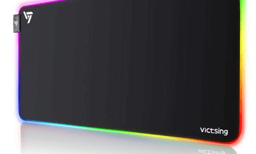 【2021年最新】ゲーミングマウスパッドのおすすめ10選|マウス充電機能やLEDでさらに快適に!