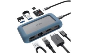 uni USB Type C ハブ [8ポート]
