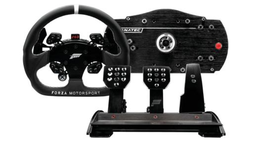 Fanatec Forza Motorsport Racing Wheel and Pedals Bundle