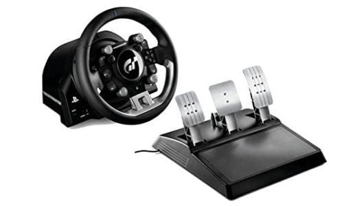 Thrustmaster T-GT Force Feedback Racing Wheel