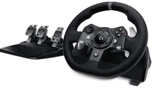 Logitech G920 ドライビングフォース