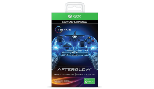 PDP Afterglow ワイヤードコントローラー for Xbox One/PC