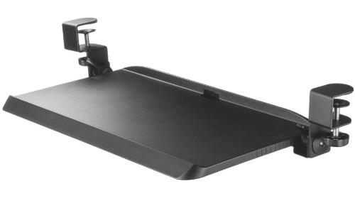キーボードアームのおすすめ10選|デスク整理や姿勢改善に
