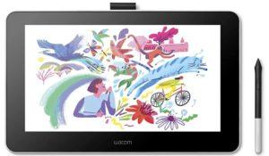 Wacom 13.3インチ 液晶ペンタブレット