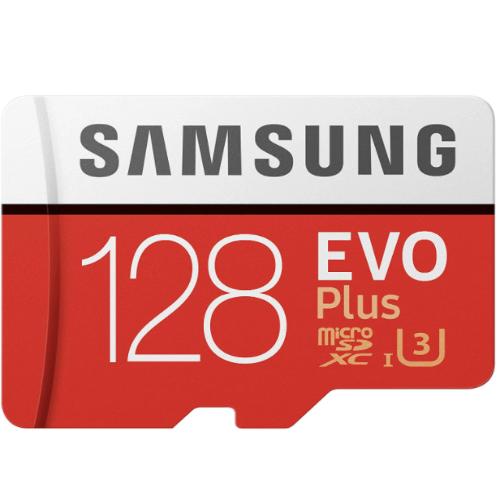 Samsung EVO Plus 128GB microSDXC