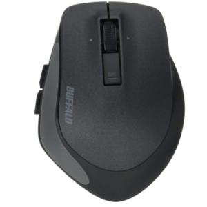 BUFFALO Bluetooth BlueLED プレミアムフィットマウス