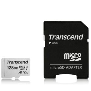 Transcend microSDカード 128GB