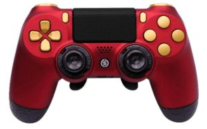 SCUF INFINITY PRO Ruby Gold