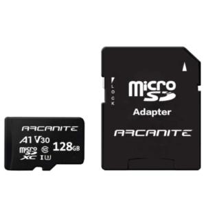 アルカナイト 128GB microSDXCカード
