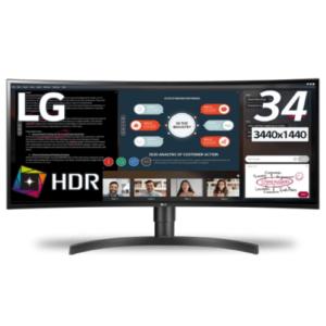 LG モニター ディスプレイ 34WL75C-B