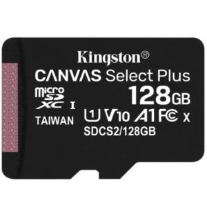 キングストン microSD 128GB