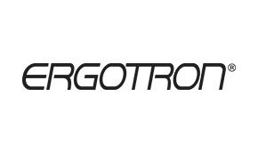ergotron ロゴ