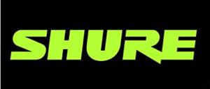 SHUREロゴ