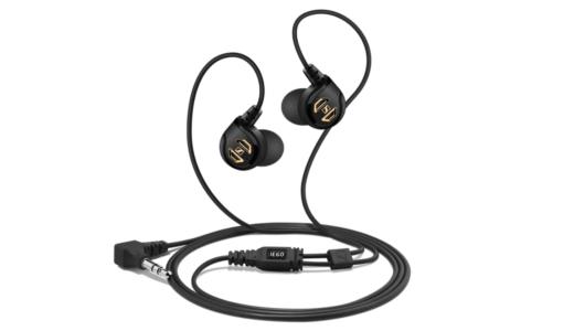 ゼンハイザー カナル型イヤホン 耳かけ式 IE 60