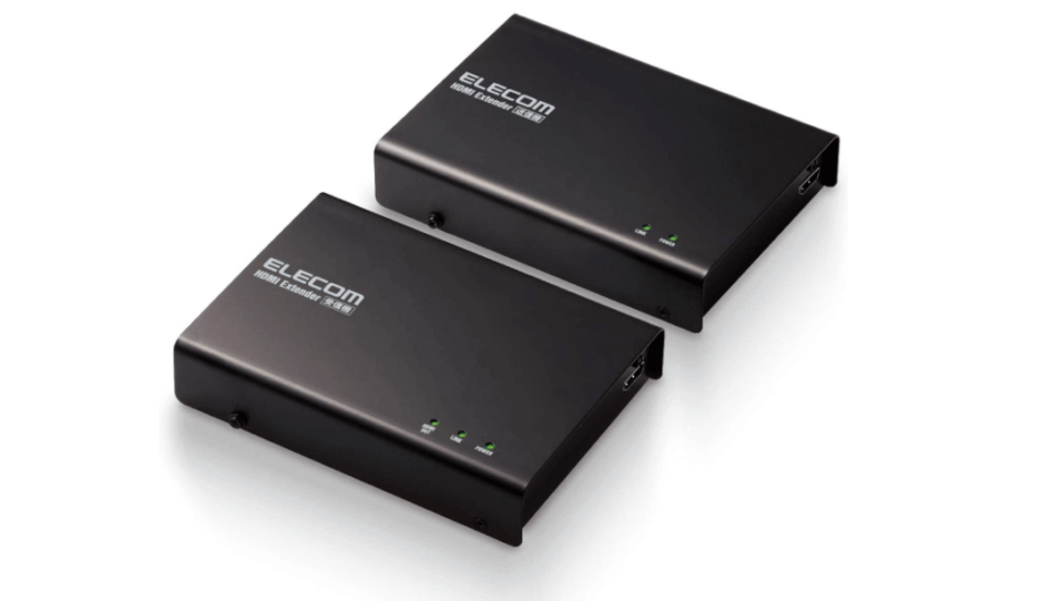 エレコム HDMIエクステンダー VEX-HD1001S