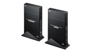 サンワサプライ ワイヤレスHDMIエクステンダー VGA-EXWHD5
