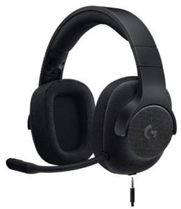 Logicool G ゲーミングヘッドセット 有線 G433BK (1)