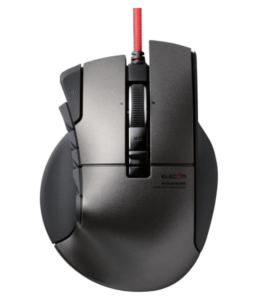 エレコム ゲーミングマウス M-DUX50BK