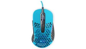 Xtrfy M4 RGB エルゴノミック ゲーミングマウス MIAMI BLUE