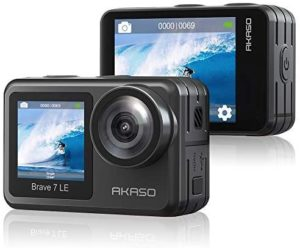 AKASO Brave 7 LE アクションカメラ
