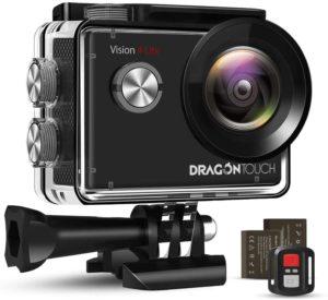 Dragon Touch アクションカメラ Vision 4 Lite