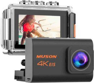 MUSON アクションカメラ PRO3