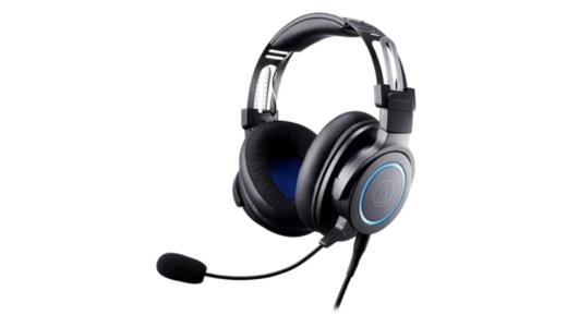 audio-technica ゲーミングヘッドセット ATH-G1