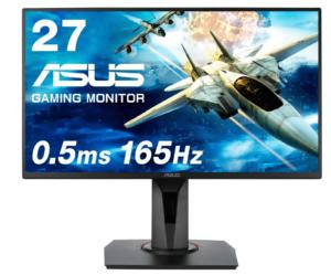 ASUSゲーミングモニター 27インチ VG278QR-J