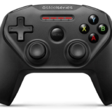 SteelSeries Nimbus Wireless Controller Black 69070