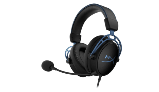 HyperX Cloud Alpha S HX-HSCAS-BL/WW