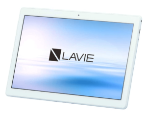 NEC 10.1型タブレットパソコン LAVIE Tab E PC-TE410JAW Android