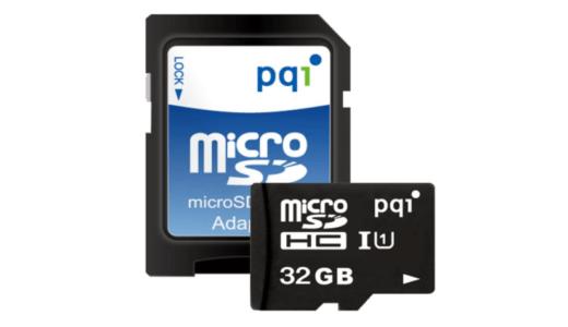PQI Japan MicroSDHCカード MS10U11-32H