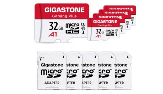 Gigastone Micro SD Card