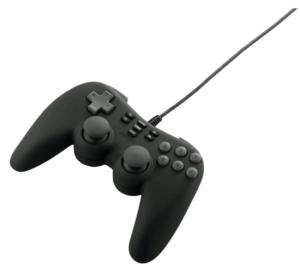 BUFFALO USBゲームパッド ブラック BSGP1601BK