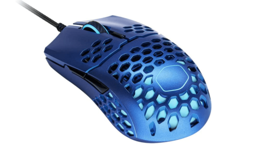 Cooler Master MasterMouse MM711 Metallic Blue Edition