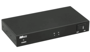 ラトックシステム HDMI分配器 RS-HDSP2-4K