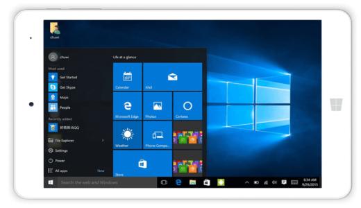 CHUWI Hi8 Pro 8 Inch Windows タブレット PC